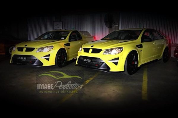 full detailing brisbane - paint protection